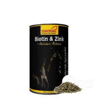 Marstall Biotin + Zink 1kg.
