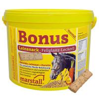 Marstall Bonus hästgodis Linfrö 5kg.