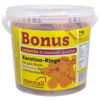 Marstall Bonus hästgodis Morot 1kg.