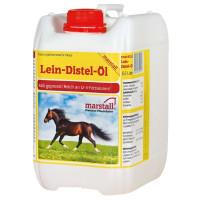 Marstall Lein-Distel-Öl Linolja 5l