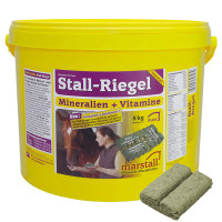 Marstall Stall-Riegel mineral- och vitamin bricka, vinter 5kg.