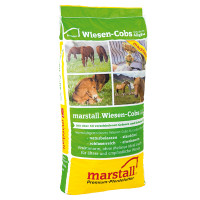 Marstall Wiesen-Cobs hästfoder 25kg.