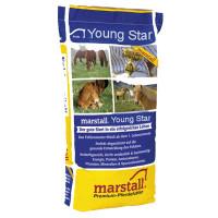 Marstall Young-Star hästfoder 20kg.