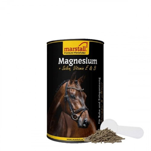 magnesium till häst