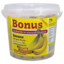 Marstall Bonus hästgodis Banan 1kg.