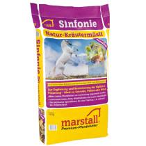 Marstall Sinfonie hästfoder 15kg.