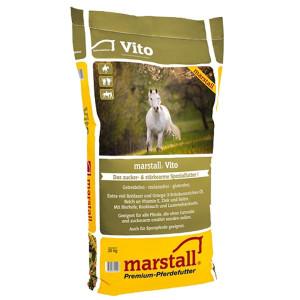 Marstall Vito hästfoder 20kg.