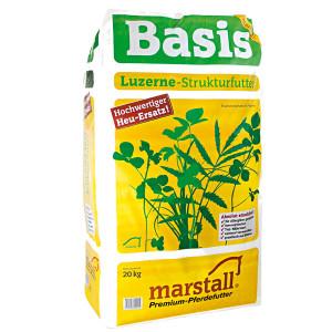 Marstall Basis Lusern hö strukturfoder 20kg.