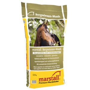 Marstall Bergwiesen Mash hästfoder 12,5kg.