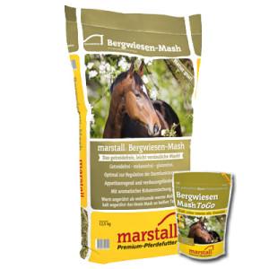 Marstall Bergwiesen Mash To Go 350 gr.