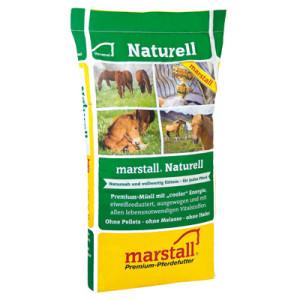 Marstall Naturell hästfoder 15kg.