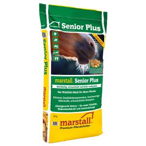 Marstall Senior Plus hästfoder 20kg.